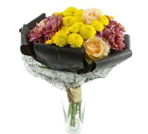 цветя за рожден ден